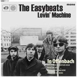 EASYBEATS (the) : Lovin' Machine EP