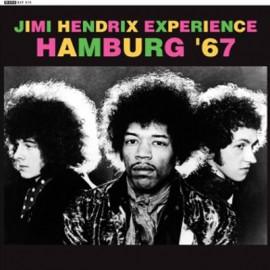 JIMI HENDRIX EXPERIENCE : Hamburg '67