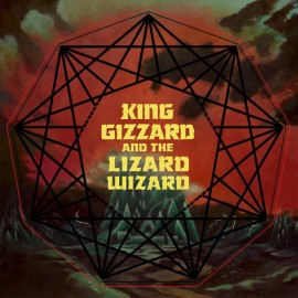 KING GIZZARD AND THE LIZARD WIZARD : LP Nonagon Infinity