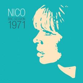 "NICO : 12""EP BBC Session 1971"