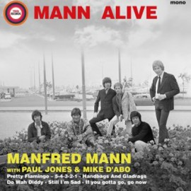 MANFRED MANN : LP Alive