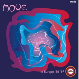 MOVE (the) : LP In Europe '66-'67