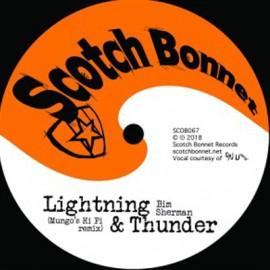 "SHERMAN Bim : 10""EP Lightning And Thunder"