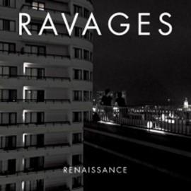 """RAVAGES : 12""""EP Renaissance"""