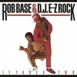 """ROB BASE / DJ EZ ROCK : 12""""EP It Takes Two"""