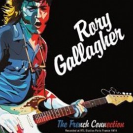 RORY GALLAGHER : LP The French Connection
