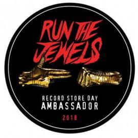 "RUN THE JEWELS : 12""EP  Ambassador"