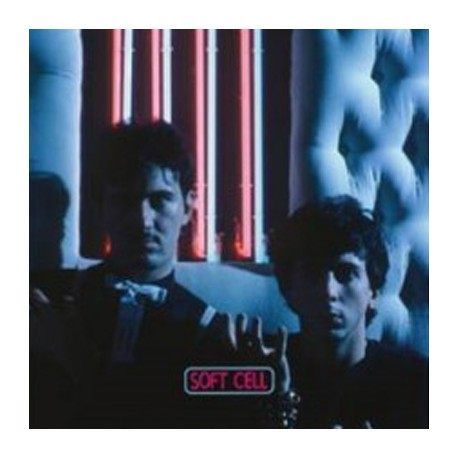"""SOFT CELL : 12""""EP Say Hello Wave Goodbye"""