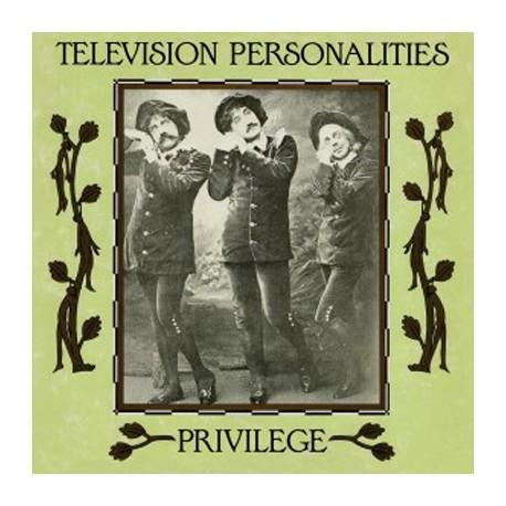 TELEVISION PERSONALITIES : LP Privilege