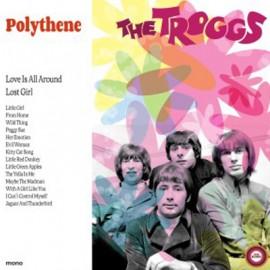 TROGGS (the) : LP Wild On The Radio