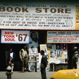 VARIOUS : LP New York Soul 1967