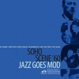 VARIOUS : LP Soho Scene 60 - Jazz Goes Mod
