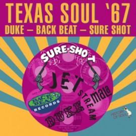 VARIOUS : LP Texas Soul 67