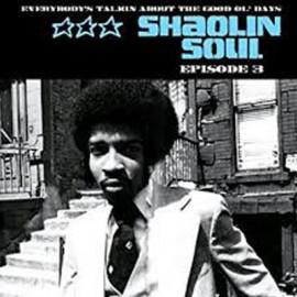 VARIOUS : LPx2+CD Shaolin Soul (Episode 3)