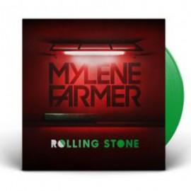 "MYLENE FARMER : 12""EP Rolling Stone (Bleu)"
