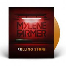 """MYLENE FARMER : 12""""EP Rolling Stone (Orange)"""
