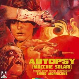 MORRICONE Ennio : LP Autopsy