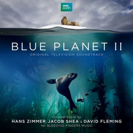 ZIMMER Hans / SHEA Jacog / FLEMMING David : LP Blue Planet II