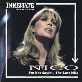 NICO : I'm Not Sayin'