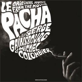 GAINSBOURG Serge : LP Le Pacha