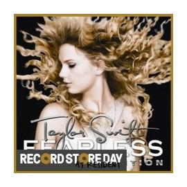 SWIFT Taylor : LPx2 Fearless (Platinum Edition)