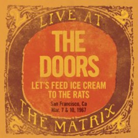 DOORS (the) : LP Let's Feed Ice Cream to the Rats