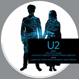 "U2 : 12""EP Lights Of Home"