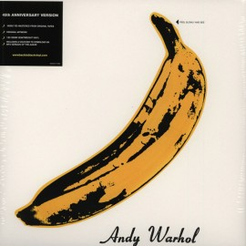 VELVET UNDERGROUND (the) : LP The Velvet Underground & Nico (45th Anniversary Version)