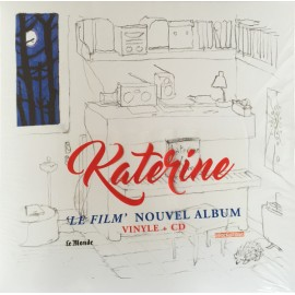 KATERINE : LP+CD Le Film