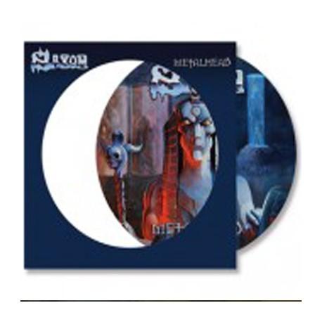 SAXON : LP Picture Metalhead