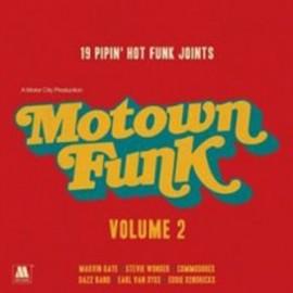 VARIOUS : LPx2 Motown Funk Vol2