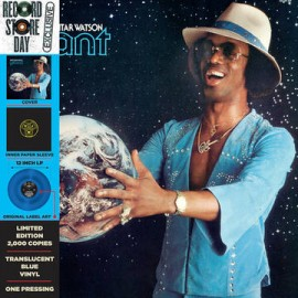 JOHNNY GUITAR WATSON : LP Giant