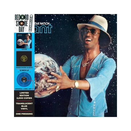 JOHNNY GUITAR WATSON : LP Giant