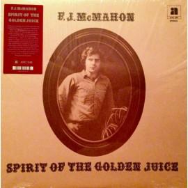 McMAHON F.J. : LP Spirit Of The Golden Juice