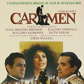 BIZET Georges : CD Carmen