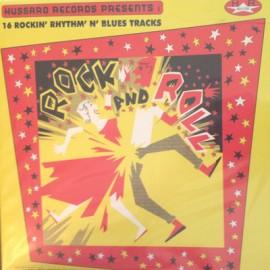VARIOUS : LP 16 Rockin' Rhythm' N' Blues Tracks