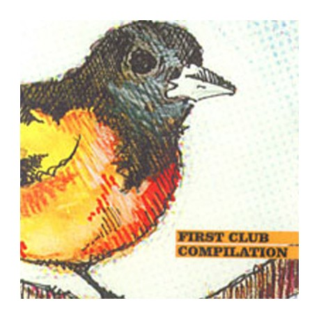 "SERIES TWO/EGGNOG RECORDS : 3""EP Club01"