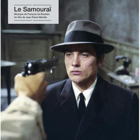 DE ROUBAIX Francois : LP Le Samouraï