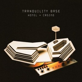 ARCTIC MONKEYS : LP Tranquility Base Hotel + Casino (Clear)