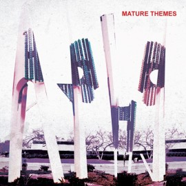 ARIEL PINK'S HAUNTED GRAFFITI : LP+CD Mature Themes