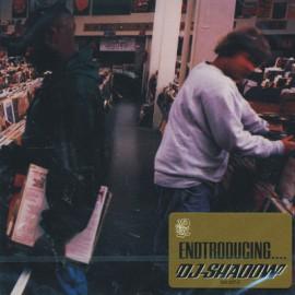 DJ SHADOW : CD Endtroducing.....