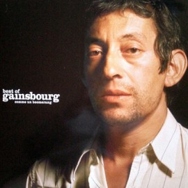 GAINSBOURG Serge : LPx2 Best Of - Gainsbourg - Comme Un Boomerang