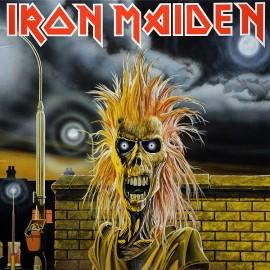 IRON MAIDEN : LP Iron Maiden