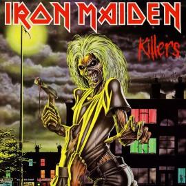 IRON MAIDEN : LP Killers