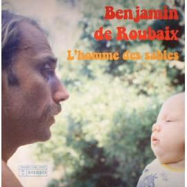 DE ROUBAIX Benjamin : LP L'homme des sables