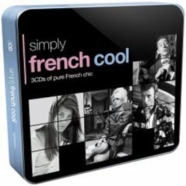 VARIOUS : CDx3 Simply French Cool