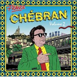 VARIOUS : LPx2 Chébran - French Boogie 1981-1987 volume 2