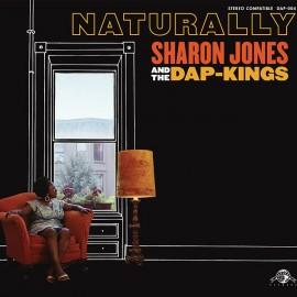 SHARON JONES AND THE DAP-KINGS : LP Naturally