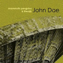 MAMMOTH PENGUINS AND FRIENDS : LP John Doe