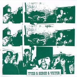 YVES & SERGE & VICTOR : CD Cagibi